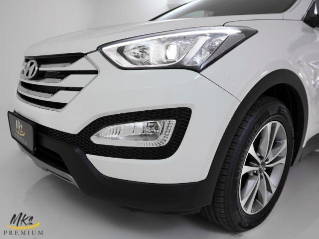 Hyundai Santa Fe GLS 3.3 V6 Gasolina 4X4 Automático - Foto 11
