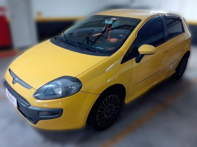 FIAT PUNTO PUNTO SPORTING 1.8 FLEX 8V/16V 5P