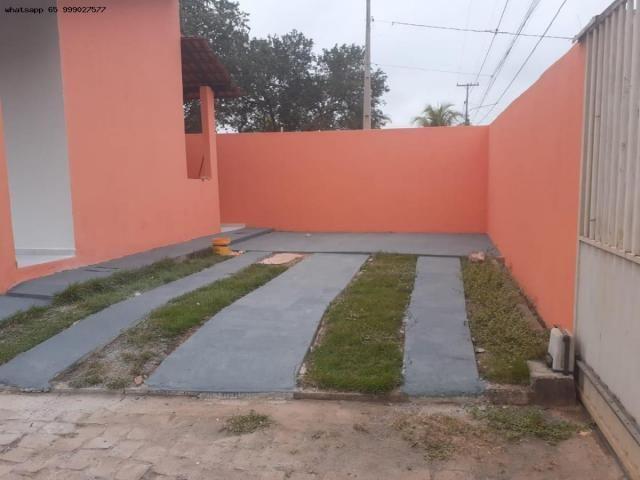 Casa em Condomínio para Venda em Várzea Grande, Santa Maria, 2 dormitórios, 1 banheiro, 1  - Foto 4