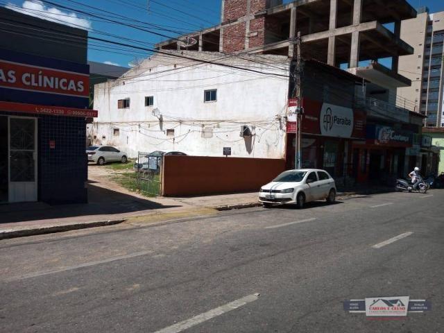 Terreno à venda, 240 m² por R$ 450.000,00 - Belo Horizonte - Patos/PB
