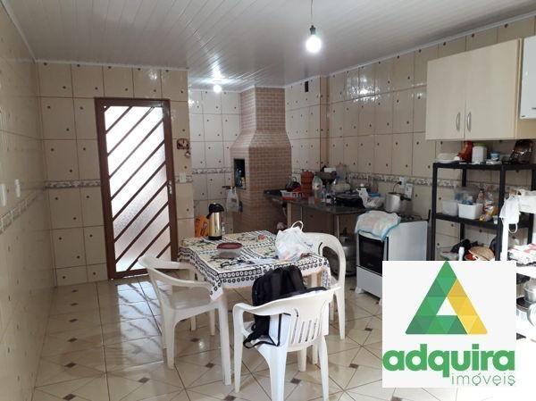 Casa com 2 quartos - Bairro Oficinas em Ponta Grossa - Foto 11