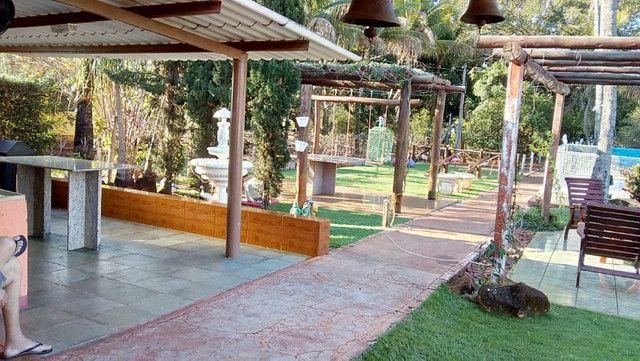 Rancho em Indiaporã 6050m², de fundos com o Rio Grande com casa sede, casa de caseiro, - Foto 5