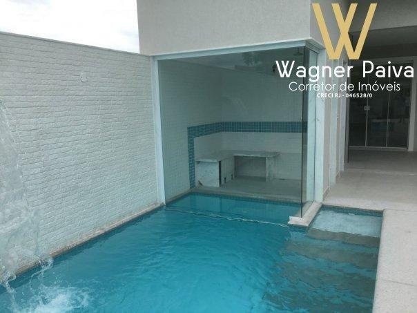Casa com 5 suítes no Riviera del Sol no Recreio **wagnerpaivacorretor**** - Foto 2