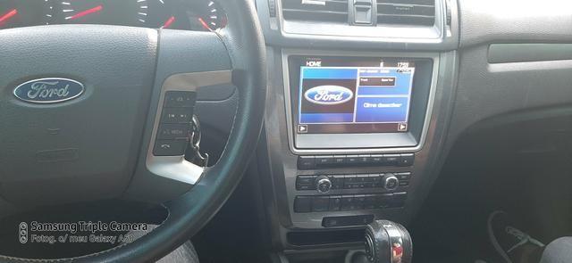 Ford Fusion 2011 AWD 3.0 v6 4x4 + GNV - Foto 8