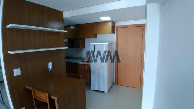 Apartamento de 1 quarto mobiliado - Foto 15
