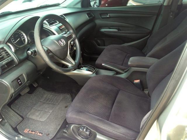 Honda City automático 2013 Financia 100% - Foto 8