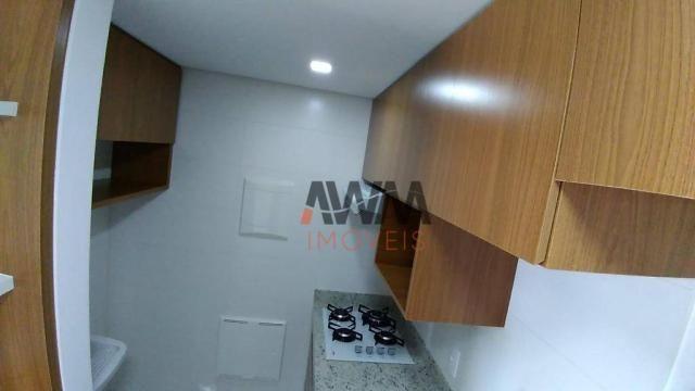 Apartamento de 1 quarto mobiliado - Foto 17