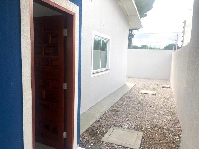 WS casa nova casa com 2 quartos, 2 banheiros em condominio - Foto 2