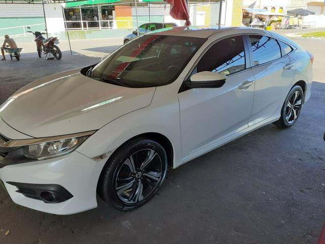 Honda civic exl cvt - 2017/2017