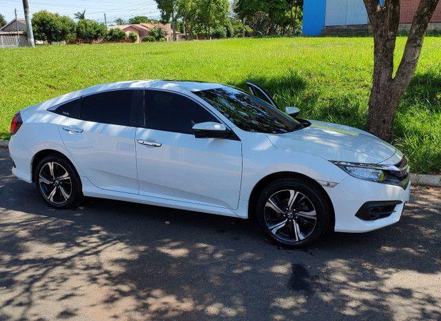 Honda Civic touring o mas completo da categoria com 47.000 km apenas venda