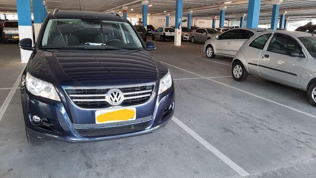 Volkswagen Tiguan Nos 2011 Automático  - Foto 3