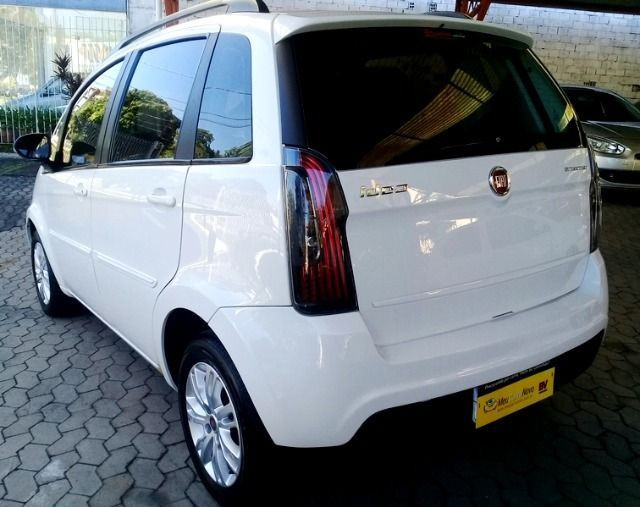 Idea Attractive 1.4 flex 8v 2014 completa, impecável - Foto 6