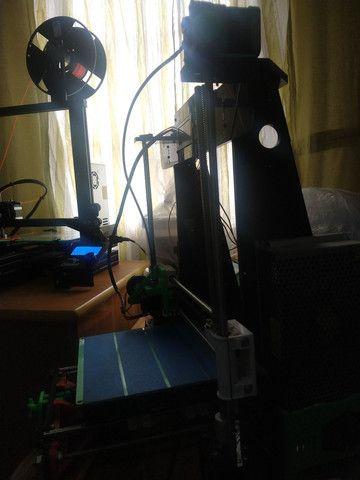 impressora 3d anetA8 - preço negociável - Foto 3