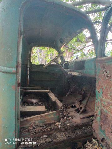 Caminhão GMC 1942 6X6 - Foto 12