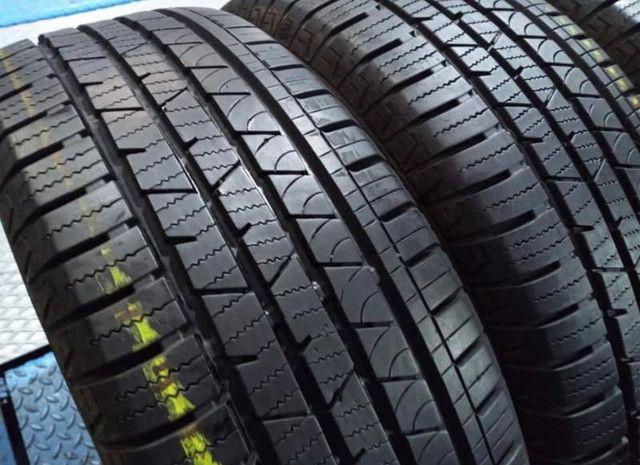 ? pneus semi novos 255/50-20 - Foto 8