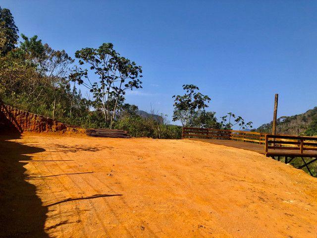 Sítio em Santa Teresa 1,5km de estrada de chão - Foto 5