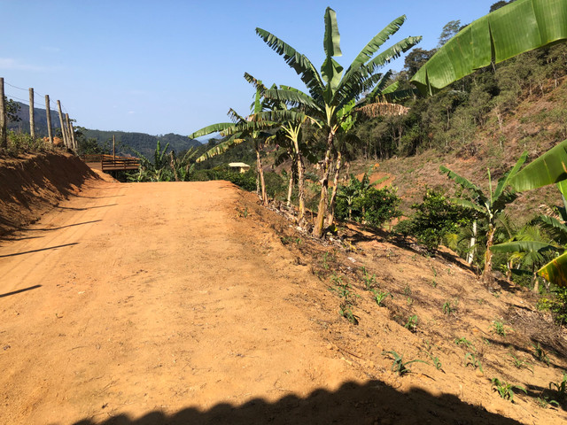 Sítio em Santa Teresa 1,5km de estrada de chão - Foto 8