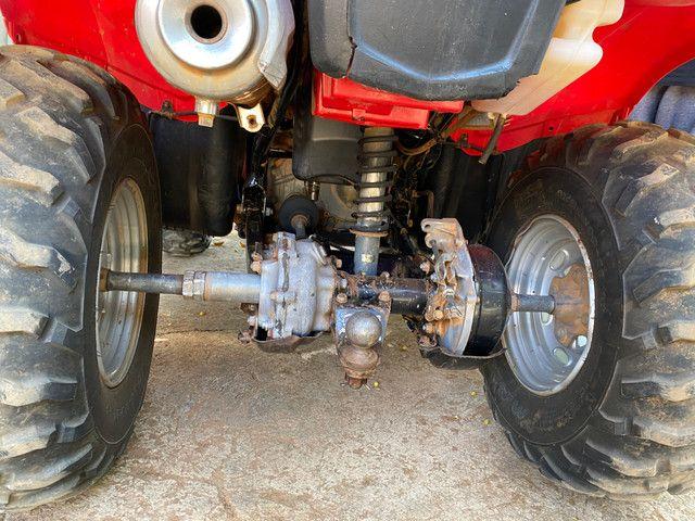 Quadriciclo Honda Fourtrax 420cc - Foto 5