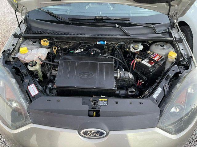 Ford - Fiesta 1.0 2011 completo de tudo e de ÚNICO DONO COM APENAS 60.000km rodado - Foto 10