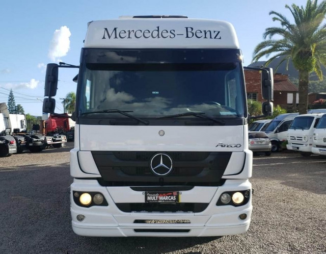 Mercedes Benz Atego 2429 - Bitruck Câmara fria 16 paletes - Foto 2