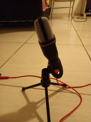Microfone Condensador SF 666 - Foto 4