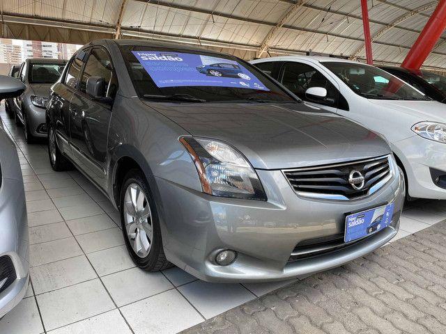 SENTRA 2012/2013 2.0 S 16V FLEX 4P AUTOMÁTICO