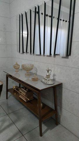 Mesa com 8 lugares e aparador - Foto 3