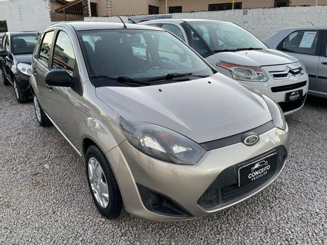Ford - Fiesta 1.0 2011 completo de tudo e de ÚNICO DONO COM APENAS 60.000km rodado