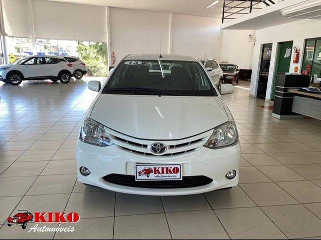Toyota ETIOS XS 1.3 Flex C/ 56 Mil Km  - Foto 2