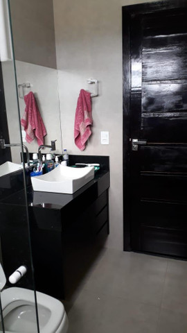 Casa com 3 dormitórios (1 suíte) à venda, 143 m² por R$ 630.000 - Residencial Aquarela Das - Foto 14