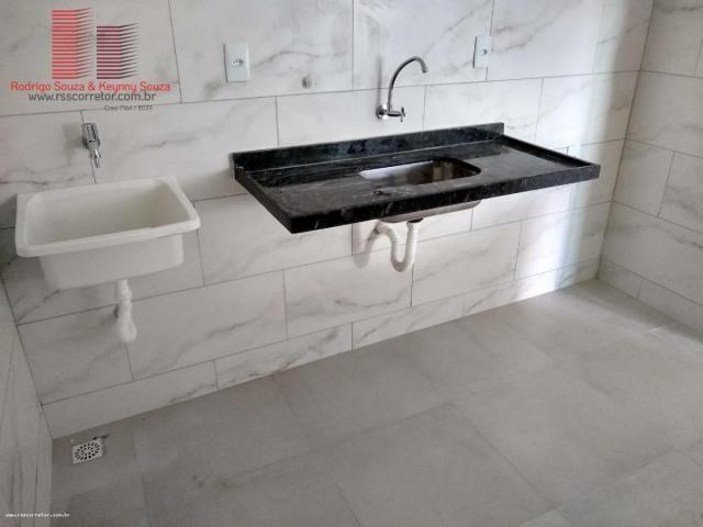Apartamento para Venda em João Pessoa, José Américo de Almeida, 3 dormitórios, 1 suíte, 1  - Foto 14