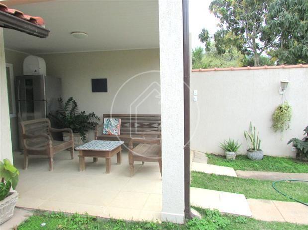Casa à venda com 3 dormitórios em São bento da lagoa, Maricá cod:773350 - Foto 18