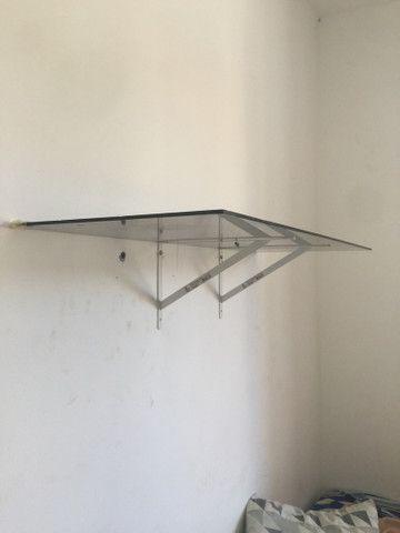 2 Platileira de vidro  - Foto 4