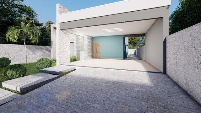 Casa com 3 dormitórios à venda, 170 m² por R$ 800.000,00 - Residencial Paris - Sinop/MT - Foto 3
