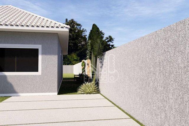 Casa com 3 dormitórios à venda, 100 m² por R$ 495.000,00 - Jardim Atlântico Leste (Itaipua - Foto 4