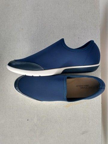 2 sapatos femininos - sapato e bota