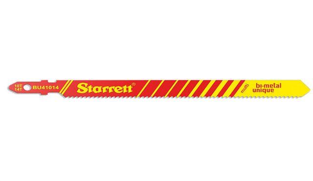 Lâmina serra tico tico bimetal 100 mm - Starrett