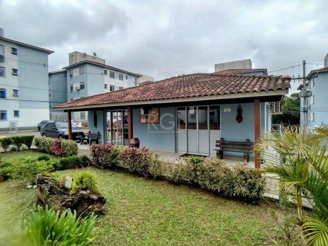 Apartamento térreo  com pátio 2 dormitórios no condomínio Reserva da Figueira no bairro Lo - Foto 19