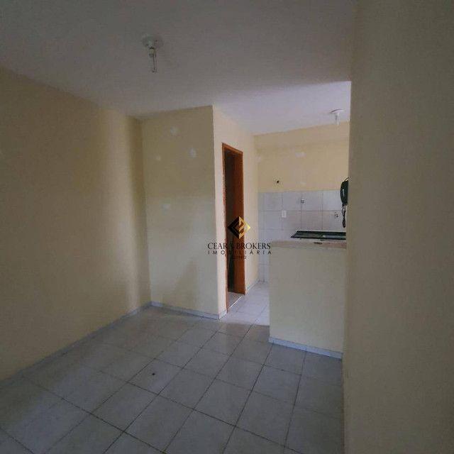 Um apartamento no passare com 02 quartos, garagem - Foto 5