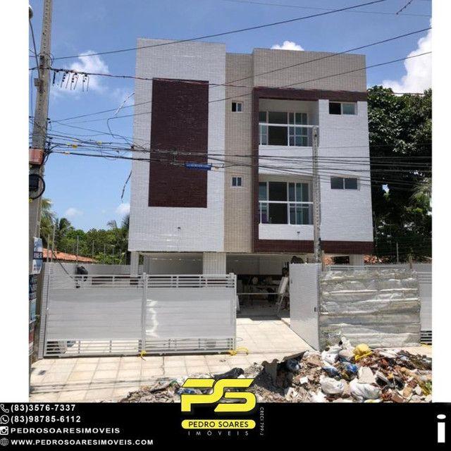 Apartamento com 2 dormitórios à venda, 34 m² por R$ 0 - Bancarios - João Pessoa/PB - Foto 2
