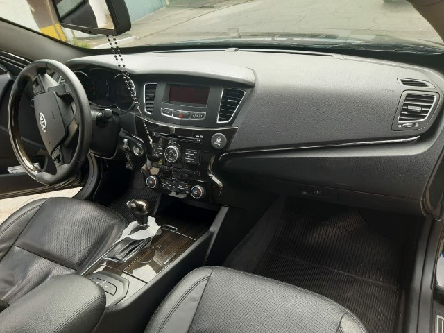 Kia Cadenza V6 2011 Blindado - Foto 10