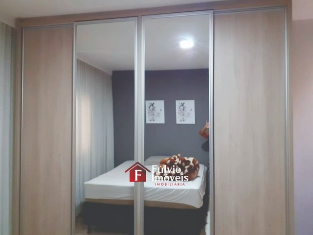 Apartamento com 2 Quartos, 3º Andar, Completo em Armários em Riacho Fundo 1. - Foto 4