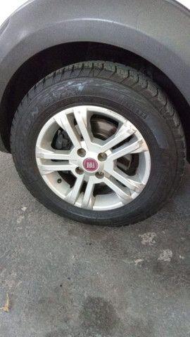 Fiat Strada 1.4 CD 3P Working 2015 - Foto 3