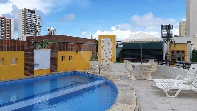 Apartamento à venda com 3 dormitórios em Fátima, Fortaleza cod:REO506975