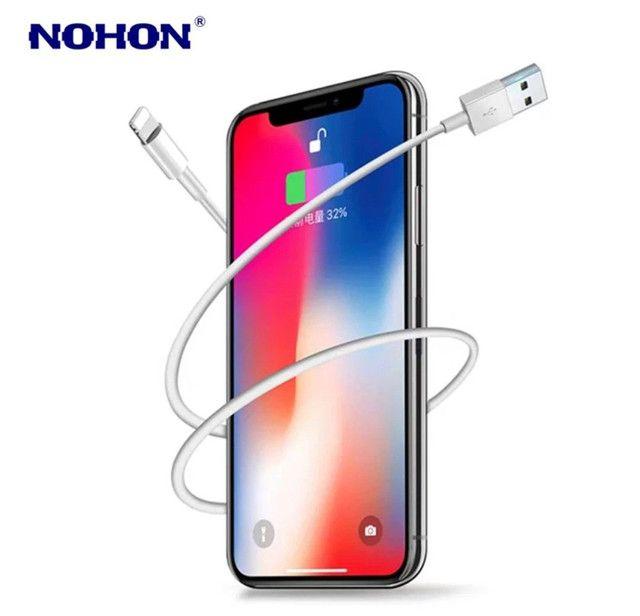 Cabo de iPhone 11, 11 pró, 7, 7plus, 8, 8plus,  - Foto 4