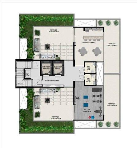Bosque da Tamarineira - Lançamento 03 quartos com 63m² - Foto 10