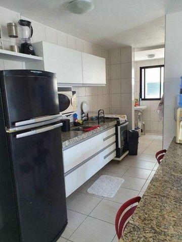 Oportunidade! apartamento dois quartos mobiliado na ponta verde - Foto 6