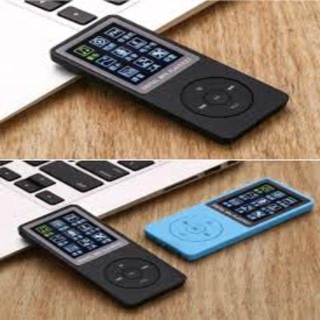 Mp3 Mp4 Digital Player Com 1,8 Polegadas - Foto 2