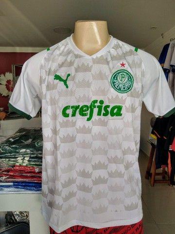 Camisa de times Palmeiras premium - Foto 3