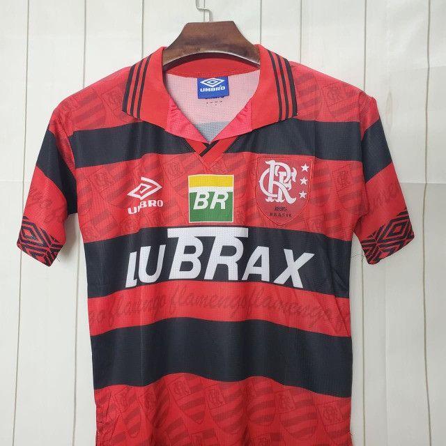 Camisa Flamengo Retrô